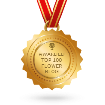 awarded-top-100-flower-blog