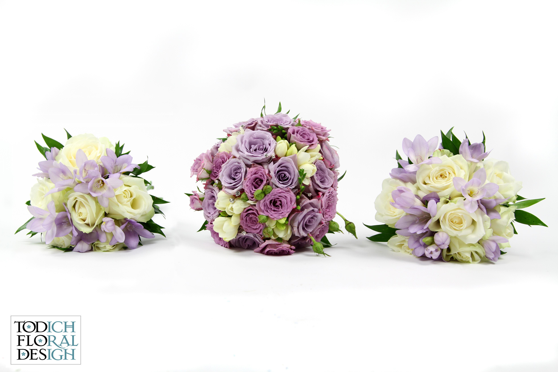 A Lilac Summer Wedding - Wedding flowers blog
