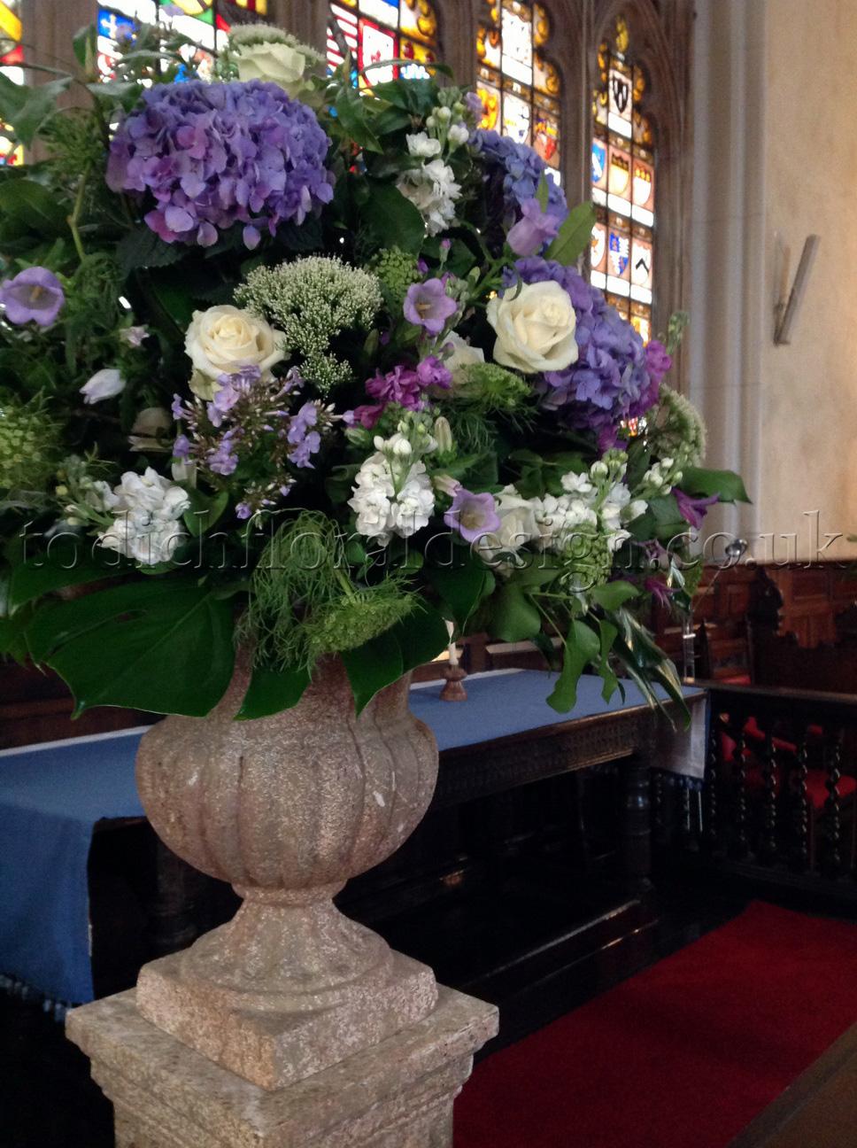 May Wedding Sweet Pea Lavender Wedding Flowers Blog