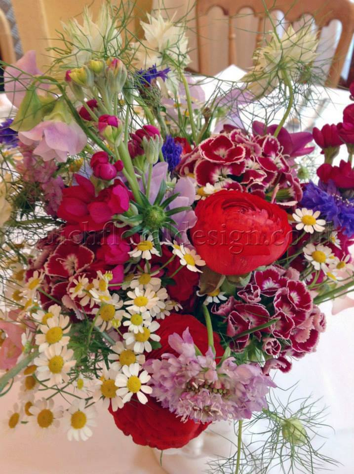 wedding flowers for spring delivery online