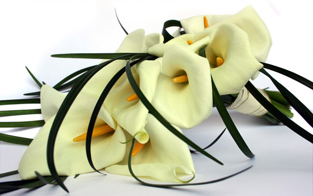 white-flowers-wedding-bouquet-white-calla-lilies-bridal-bouquet-for-London-brides-white-wedding-bouquet-wedding-flower-trends-2015