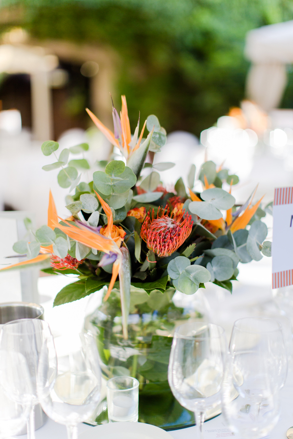 Exceptionnel Summer Wedding Table Arrangement London Wedding Florist
