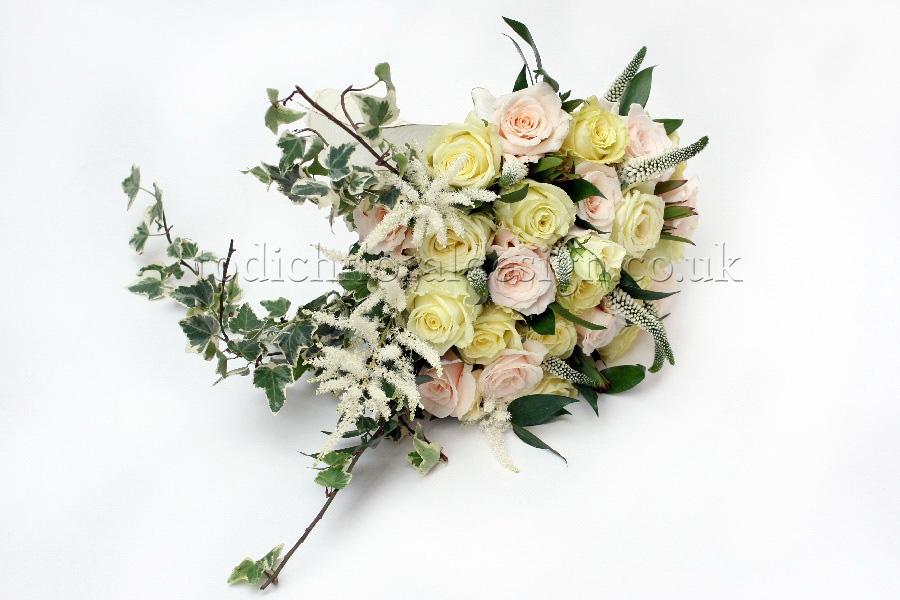 Bridal bouquets - how to choose - bride\'s bouquet types