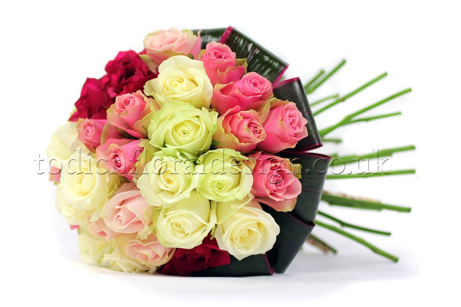 Bridal Flowers and Wedding Bouquets by Top Wedding Florist London