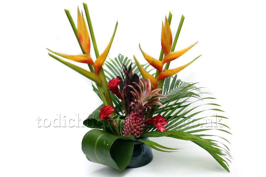 Restaurant Flower Arrangement London Restaurant Plants