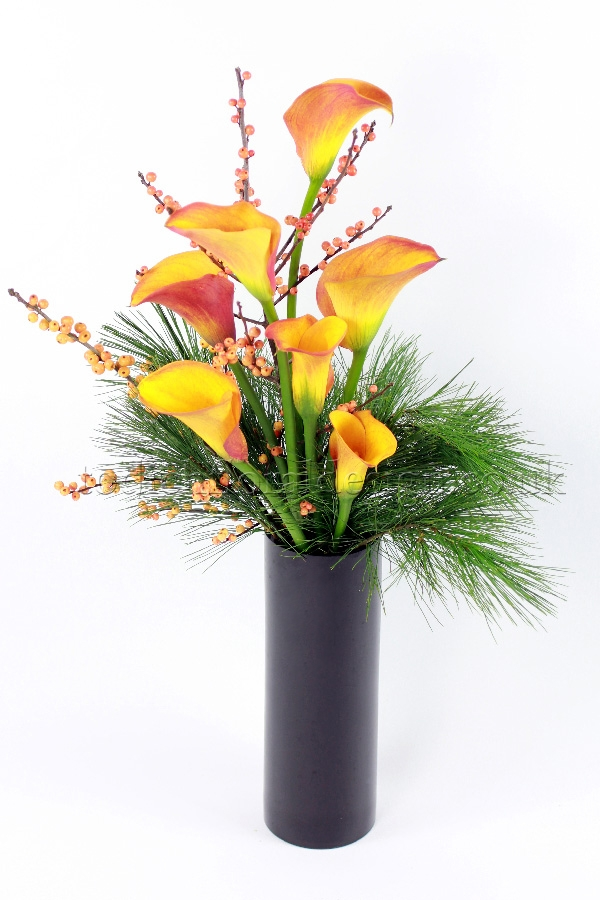 Restaurant flower arrangement london plants