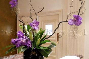 Tall Table Arrangements 56