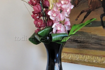 Tall Table Arrangements 44