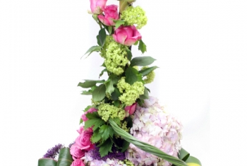 Tall Table Arrangements 20