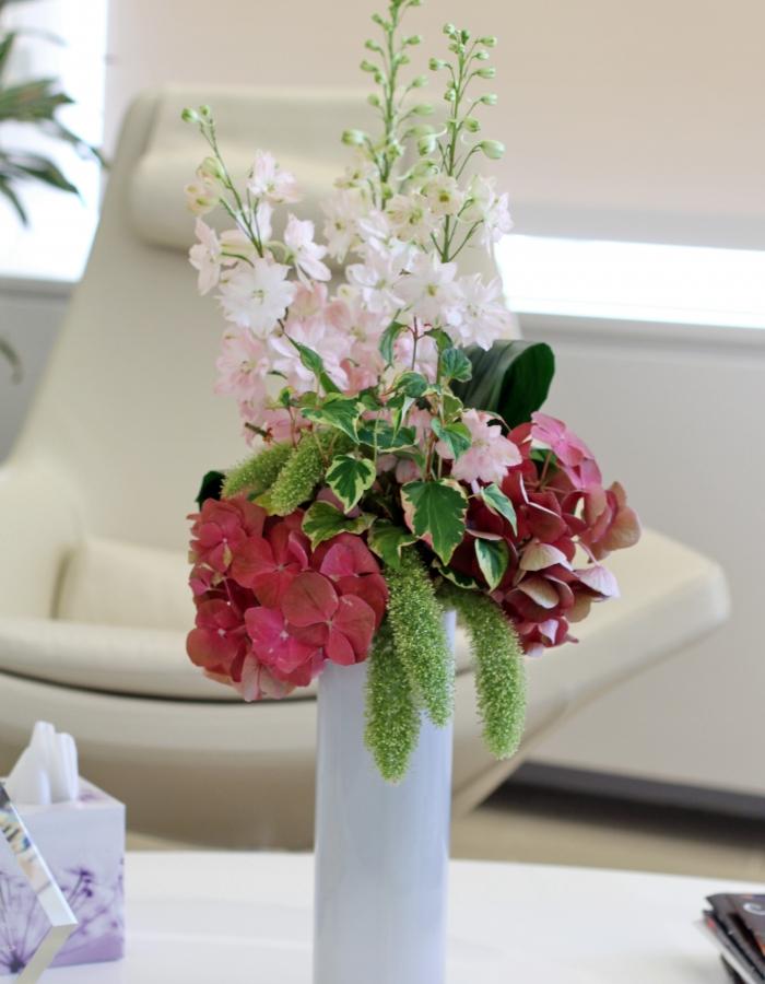 Restaurant flowers london