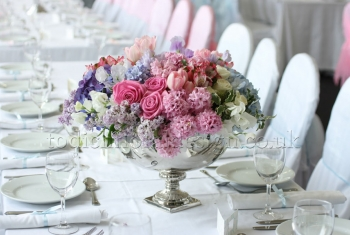 Tall Table Arrangements 59