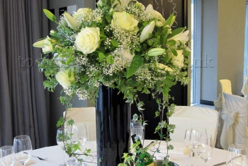 Tall Table Arrangements 23