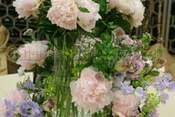 Tall Table Arrangements 43