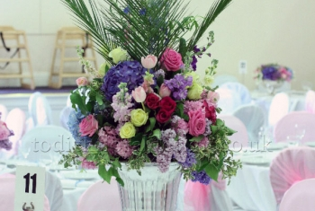Tall Table Arrangements 48