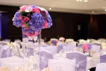 Tall Table Arrangements 63