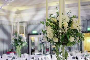 Tall Table Arrangements 64